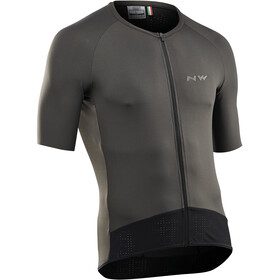 Northwave Essence Maillot manches courtes Homme, graphite